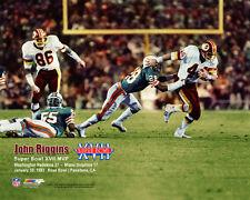 JOHN RIGGINS Super Bowl XVII (1983) Washington Redskins Premium POSTER Print