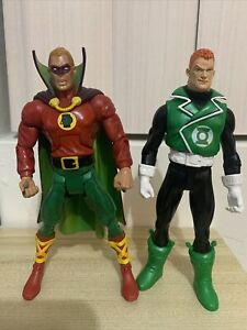 Dc Universe Classics Green Lantern Alan Scott & Guy Gardner Great condition!