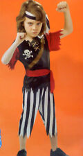 NEW!  Pirate KING  Costume 10-12 Husky Pants Shirt MORE