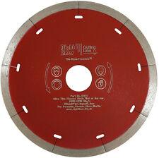 Porcelaine tile cutting diamant disque lame 150mm x 22.2mm pour humide scies à carrelage.