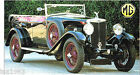 MG 18/80 SPEC SHEET / Brochure / Flyer: 1928,1929,1930,1931, Morris Garage