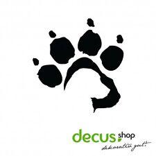 Hund Pfote Dog Paw // Sticker JDM Aufkleber Frontscheibe