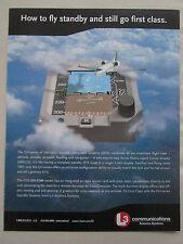 11/2005 PUB L3 COMMUNICATIONS AVIONICS SYSTEMS ESIS ELECTRONIC INSTRUMENTS AD