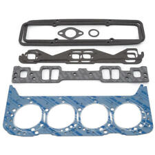 Edelbrock Engine Cylinder Head Gasket Kit 7367; for Chevy 302/327/350 SBC