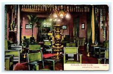 Parlor Elks Club Memphis Tennessee TN Postcard S.H. Kress A6