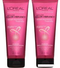 2 New L'Oreal Color Vibrancy Instant Nourishing Treatment Melting Mask 60 Second