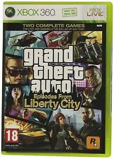 Grand Theft Auto - Episodes from Liberty City For PAL XBox 360 (New & Sealed)