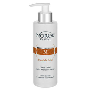 Norel Brightening Mandelic Acid Tonic Gel for All Skin Types 200ml