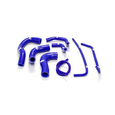 Samco Silikon Kühlerschläuche Set blau für Yamaha MT09 14-