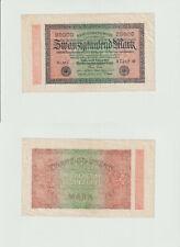 20.000 Mark 1923 N-MV Deutsches Reich - Reichsbanknote - 0297