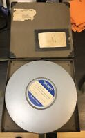 Ford Motor Company Promo Reel Tape A Car Is Born Vintage