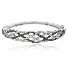 Diamond Bangle White Fine Bracelets