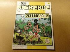 STRIP / KIEKEBOE 19: GEEEEEF ACHT! | 1ste druk