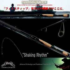 ** Nories ROAD RUNNER STRUCTURE ST680MLS-ULFt Shaking Rhythm Spinning Rod