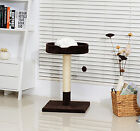 Pawhut 70cm Height Cat Tree Scratching Post Furniture Pet Play Area Activity W