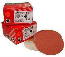 Indasa RHYNOGRIP Red D 75mm Schleifscheiben Klettscheiben Schleifpapier Körnung