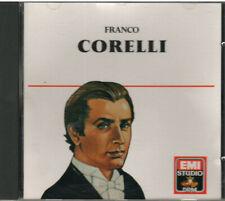 FRANCO CORELLI Franco Corelli (CD, EMI)