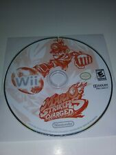 Mario Strikers Charged Wii MINT CONDITION DISC FAST SHIPPING