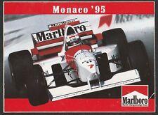 Motor sport monte carlo monaco gp F1 racing autocollant voiture 150mm large 4.5 pouces x1