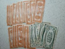 """20 """"Bull-oney"""" This is Play Paper notes and 6 misc. other Novelty notes"""