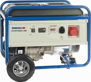 Endress Stromerzeuger ESE 6000 DBS mit neuer Abgsnorm Euro V