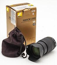 Nikon DX AF-S Nikkor VR 18-105mm 18-105 mm 3.5-5.6G ED IF SWM Aspherical OVP