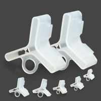 Fishing Hook Sleeves Plastic Treble Hook Protectors Covers for Fishing Lures