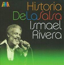 Rivera, Ismael, Historia De La Salsa, Excellent Original recording remastered