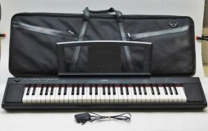 Yamaha Piaggero NP-11 Electronic Keyboard w/ Bag, Power Supply, etc.