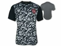 Umbro 1. FC Nürnberg Warm Up Shirt 20 21 FCN Fan Jersey Aufwärmtrikot Gr.S-3XL