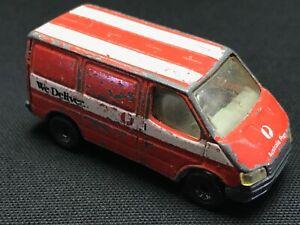 Matchbox Ford Transit Australia Post Van