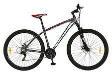 """Bicicleta MTB-HT 29 """"CARPAT C2955B, cuadro de aluminio, frenos de disco mecánico"""