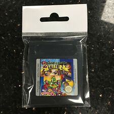 Game and Watch Gallery 2 Nintendo Game Boy, 1998-Cart Only-testé, authentique