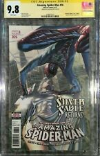 Amazing Spider-Man #26__CGC 9.8 SS__Signed by Alex Ross