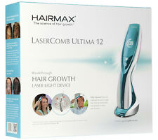 HairMax Ultima 12 LaserComb Hair Growth Laser Device