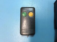 Autopage Car Auto Alarm 2 Button Remote Key Fob & New Cover Vintage 1980's