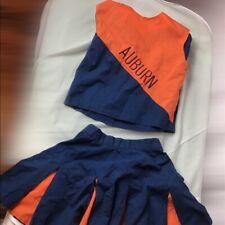 Auburn Little Girl Cheerleading Uniform