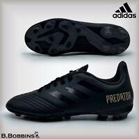 ⚽ Adidas® Predator 19.4 FxG Football Boots Size UK 10 12 13 2 Kids Boys Girls