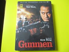 Gunmen kirk wong 2 dvd hk shanghai grand 1996 andy lau polar asiatique mafia