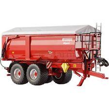 7335 Wiking Krampe Kipper Big Body 650S rear dump truck trailer 1:32 scale BOXED