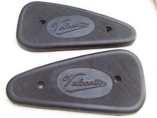 VELOCETTE GAS TANK KA70 5 & 6 KNEE GRIP RUBBER