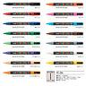 Uni-Posca Paint Marker Pen - Fine Point - PC-3M 15 Color SET