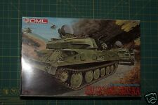 Shanghai Dragon 1/35 Scale Model Tank ZSU-23-4V1 Shilka (Opened Box)
