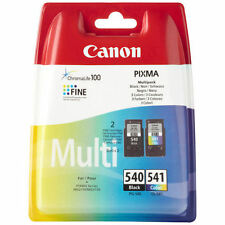 Canon PIXMA MG2200 PG540 CL541 Black & Colour Genuine Ink Cartridge Combo Pack