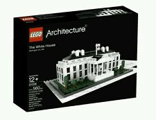 LEGO 21006 ARCHITECTURE THE WHITE HOUSE BRAND NEW IN BOX