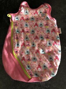 Baby Born Puppen Schlafsack
