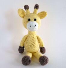 Crochet Toy Giraffe, Amigurumi Giraffe, AUSTRALIAN Made