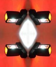 4X 24V SIDE REAR LED MARKER LIGHTS INDICATOR LAMPS CHASSIS TRAILER TRUCK TRAILER
