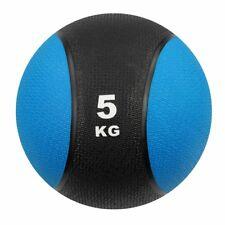 Carnegie MedBall 5 - Medizinball, Fitnessball, Gewichtsball, 5kg, voll gummiert,