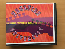 Alternative Continuing Education for Guitar